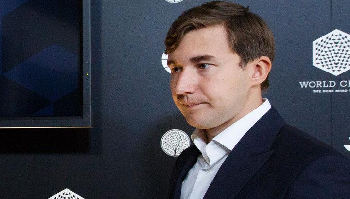 Сергей Карякин вышел на третье место в турнире претендентов
