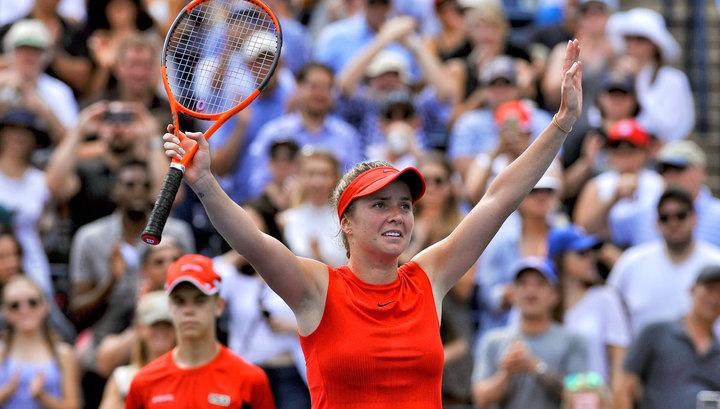 Australian Open. Свитолина победила Костюк и вышла в четвертый круг турнира