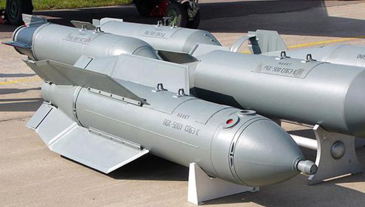 ВКС России примут на вооружение планирующую бомбу уже в этом году
