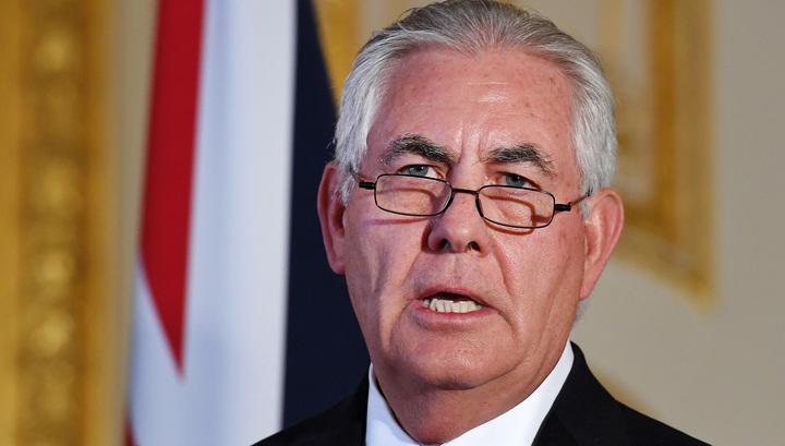 Тиллерсон назвал условия ужесточения санкций против Северной Кореи