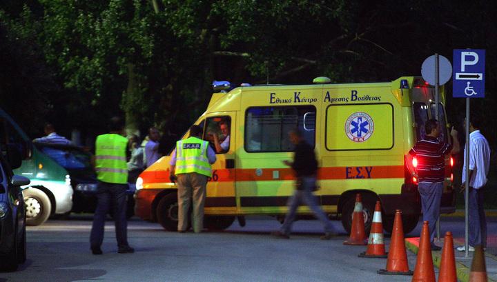 Английский фанат получил ножевое ранение перед матчем в Греции