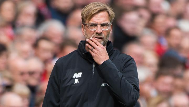 """Тренер """"Ливерпуля"""" Клопп: сочувствую Кариусу, он все прекрасно понимает"""