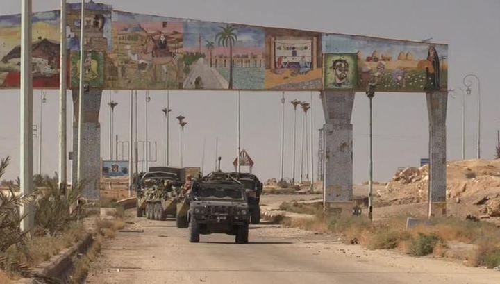 Спецоперация в Африне: российских военных перебросили в Телль-Аджар