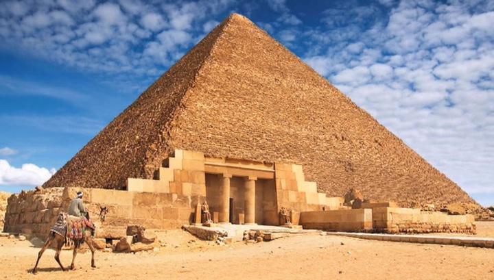 Историк озвучил новую версию идеальной конструкции египетских пирамид