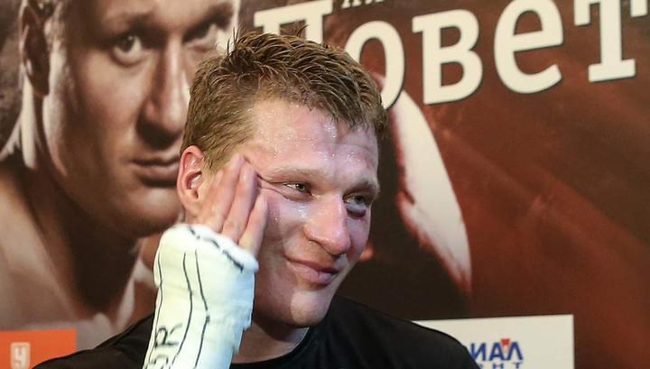 Боксеру Поветкина попасть в рейтинг WBC помешали праздники
