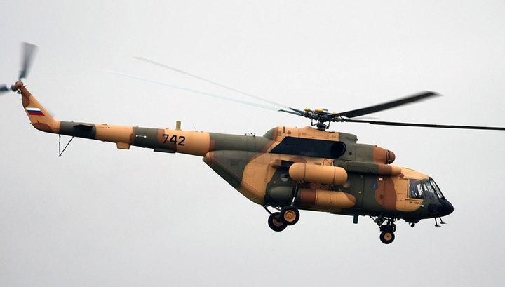 «Вертолеты России» подпишут сИндией договор напоставку 48 Ми-17В5