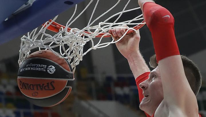 ЦСКА в восьмой раз выиграл баскетбольный Кубок Гомельского