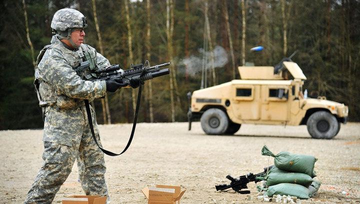 Продажи подствольного гранатомета открыли вСША для обычных американцев