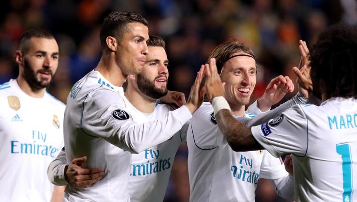 """""""Реал"""" ответил критикам семью мячами в ворота """"Депортиво"""""""