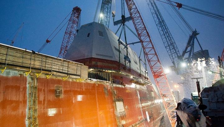 ВМС США отправили вАтлантику 2-ой  «миллиардный металлолом»