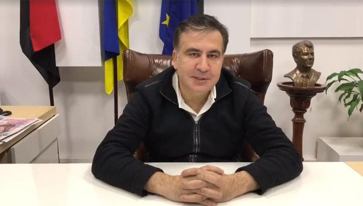 Саакашвили анонсировал свое возвращение на Украину