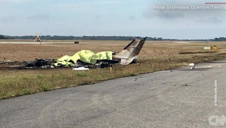 Авиакатастрофа во Флориде: 5 погибших
