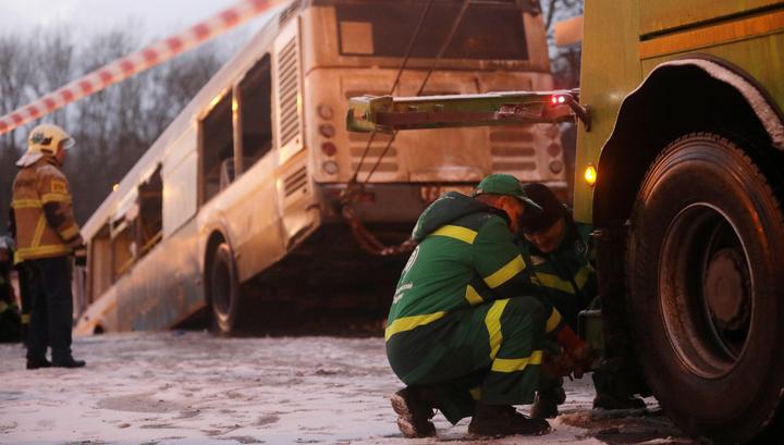 Опознаны все погибшие под колесами автобуса-убийцы