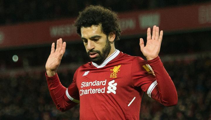 """""""Ливерпуль"""" откажется от любых денег за Салаха"""