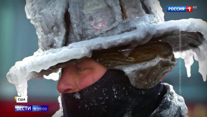 Игуанопад и человеческие жертвы: США накрыла климатическая бомба
