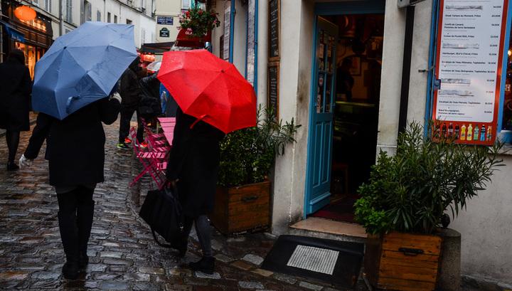 Буря во Франции унесла жизни, как минимум, пяти человек