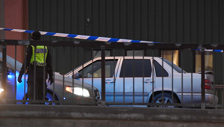 В шведском городе Мальме прогремел взрыв