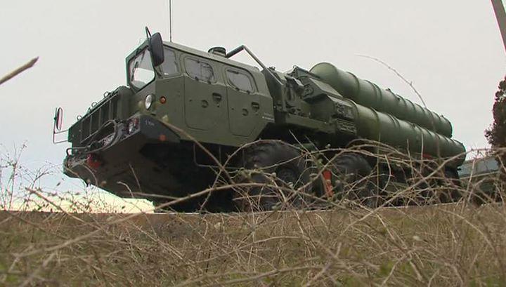 В Крыму началась внезапная проверка боеготовности