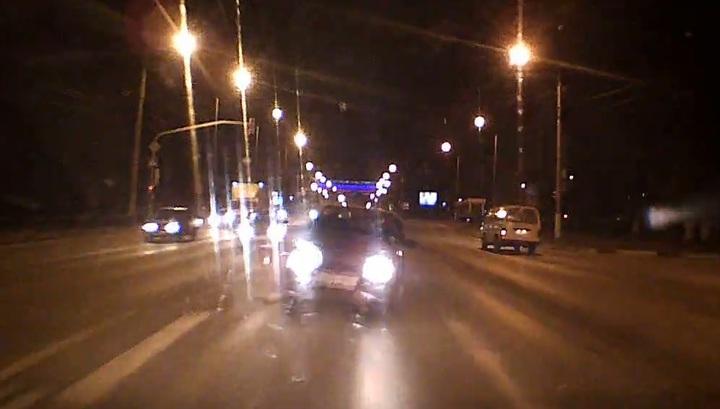 Лихач спровоцировал серьезное ДТП с пострадавшими в Белгороде