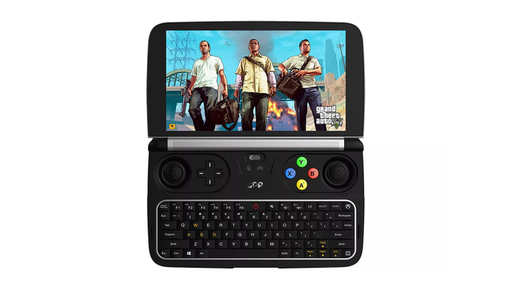 """Китайцы представили """"игровой ноутбук"""", помещающийся в карман"""