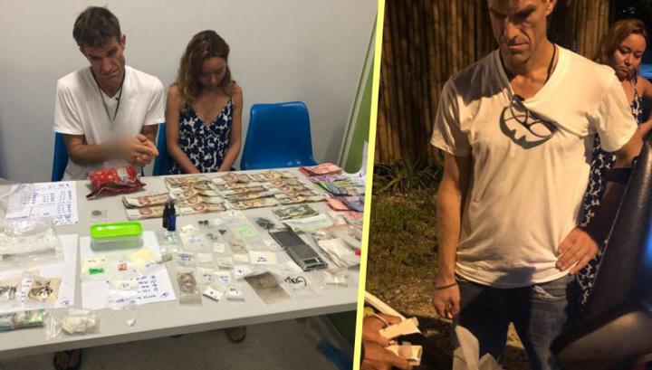 В Таиланде задержаны россиянка и американец за торговлю наркотиками