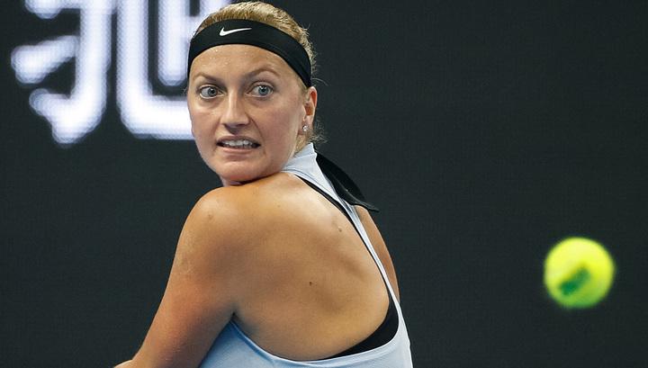 Экс-чемпионка Уимблдона Квитова проиграла на Australian Open