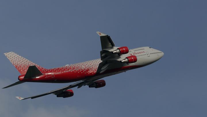 Из-за поведения пассажирки бизнес-класса задержан рейс Канкун-Москва
