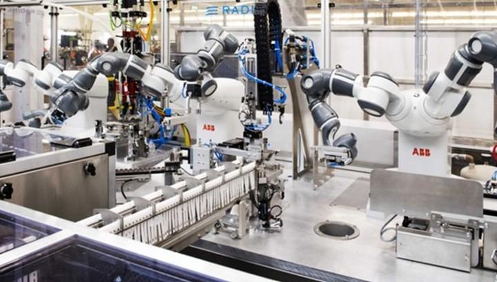 Угрожает ли автоматизация рынку труда