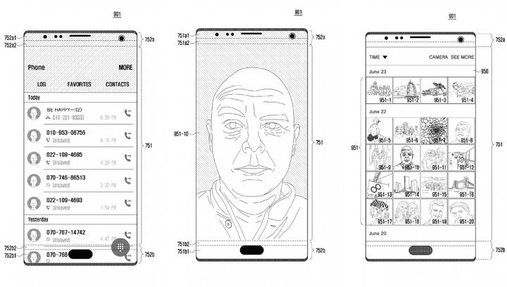 Samsung спрячет селфи-камеру под экраном смартфона