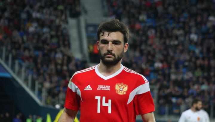 ФИФА пожелала Георгию Джикии скорейшего выздоровления