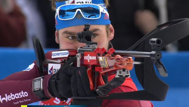 Биатлонист Антон Шипулин не стал завершать карьеру