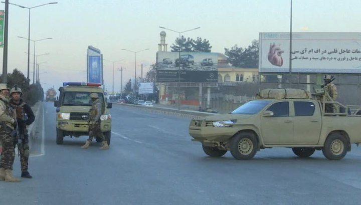 Нападение в Кабуле: погибли не менее семи человек