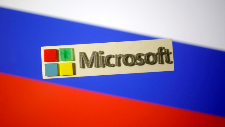 Reuters: антироссийские санкции мешают продажам Microsoft