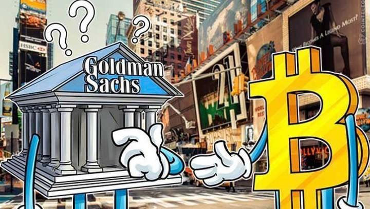 Goldman Sachs: биткоин уступает другим криптовалютам