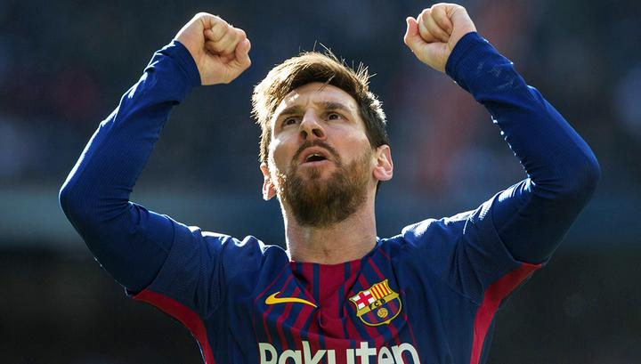 Лионель Месси стал автором рекорда чемпионата Испании