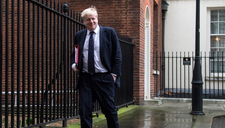 Посольство РФ в Лондоне прокомментировало статью Джонсона о Крыме