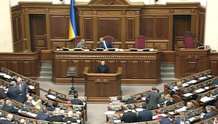 Рада: если не сохранится зависимость России от Украины, газопроводы превратятся в металлолом