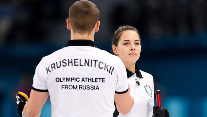 Керлингист Крушельницкий сдал аккредитацию и покинул Олимпийскую деревню