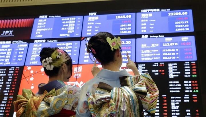 Рынки Азии в среду меняются разнонаправленно