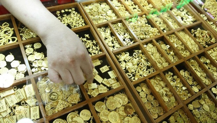 Золото дорожает в ожидании данных об инфляции в США