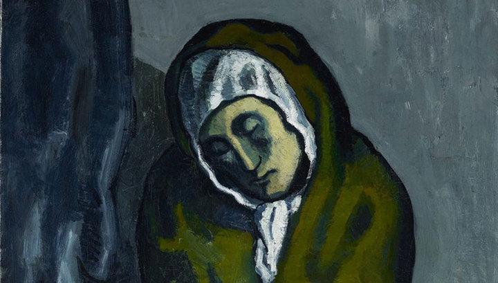 Под картиной Пикассо обнаружен пейзаж работы неизвестного мастера