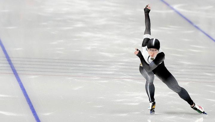 Конькобежка Кодайра победила на дистанции 500 метров