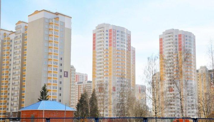 Каждый третий корпус в массовых новостройках Москвы - панельный