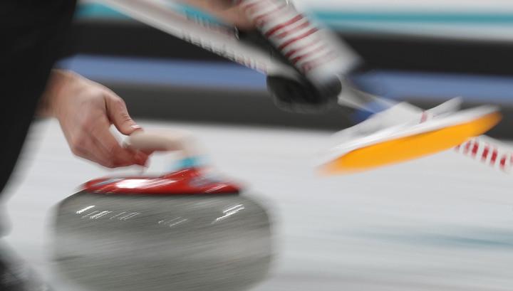 Российские керлингисты обыграли Шотландию на чемпионате Европы