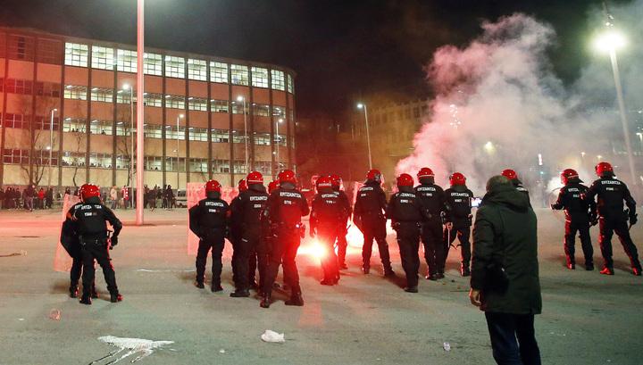 """Испанские фанаты с молотками и бензином вышли на """"охоту на русских"""""""