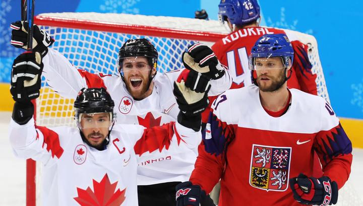 Хоккейная Канада поменяла золото Сочи на бронзу Пхенчхана