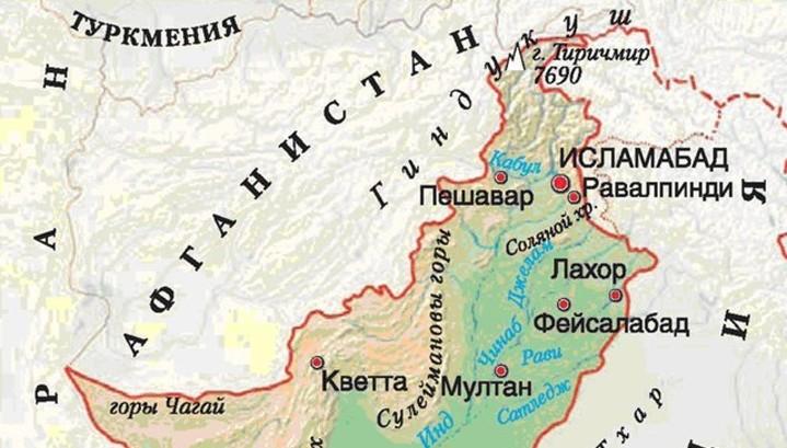 """""""Газпром"""" готовится поставлять СПГ в Пакистан"""