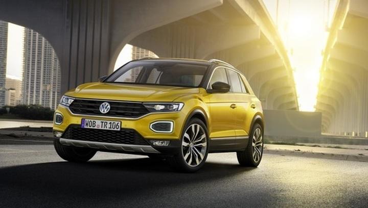 Volkswagen выпустит компактный кроссовер-кабриолет