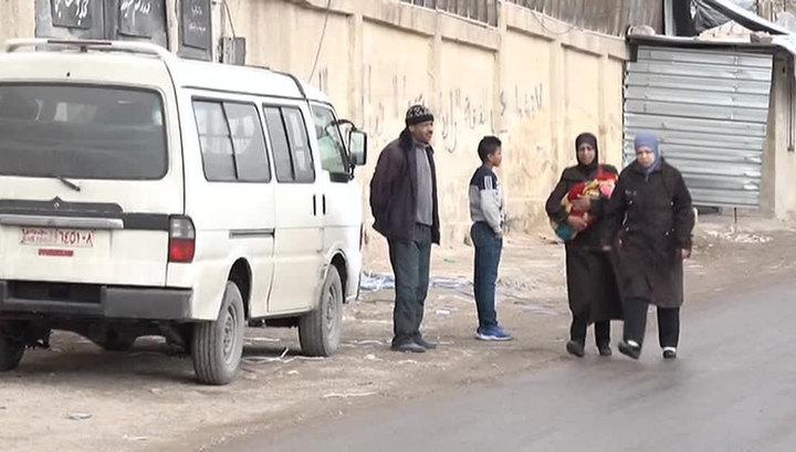Обстрел в Сирии: погибли мирные жители