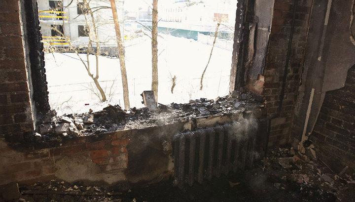 Взрыв в Раменском: газовые трубы были зашиты в гипсокартон